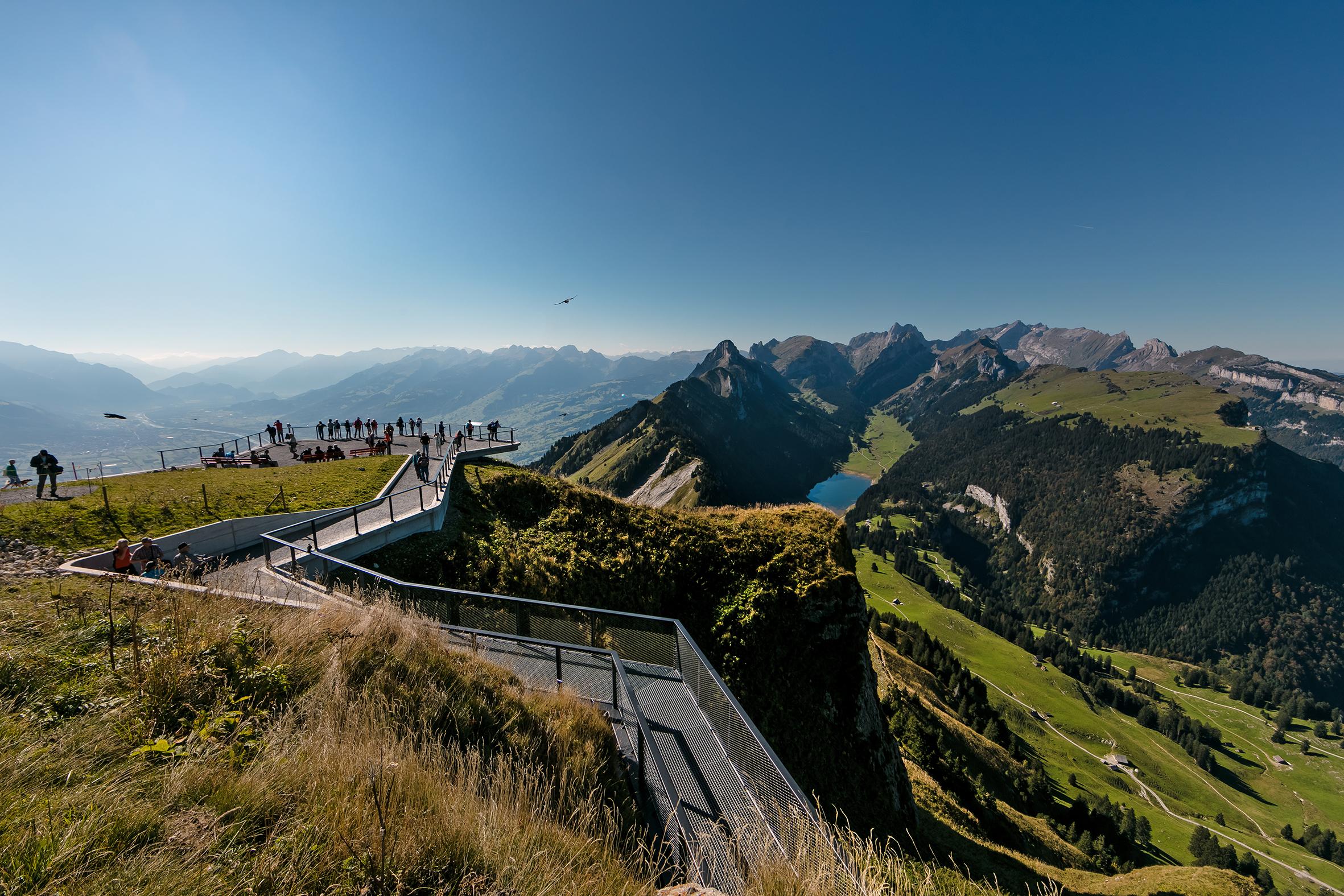 Europa Rundweg Appenzellerland Tourismus