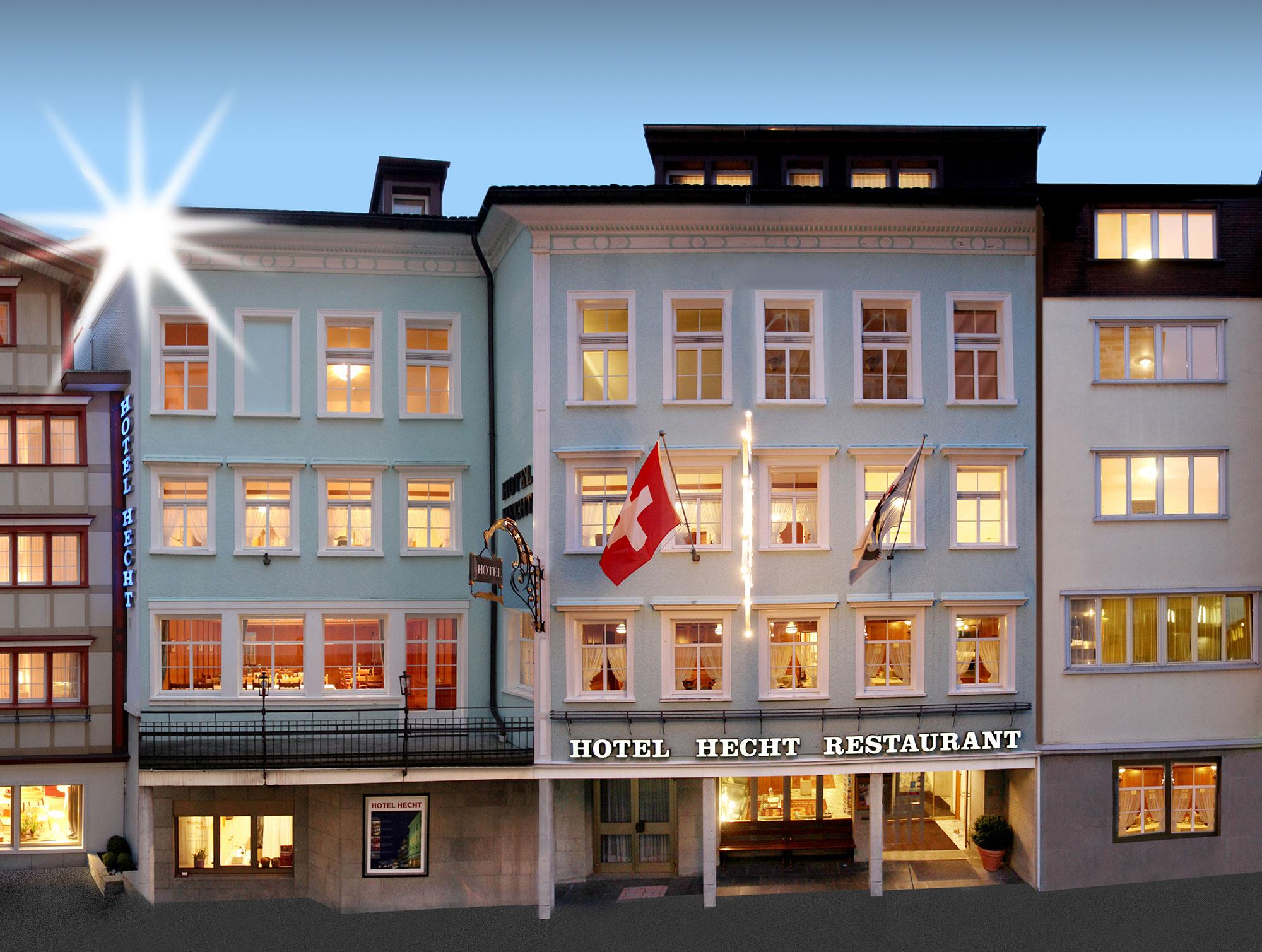 Hotel Hecht Appenzellerland Tourismus