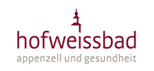 Logo Hôtel Hof Weissbad