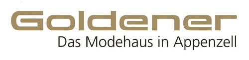 Logo Modehaus Goldener